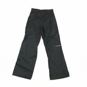 Columbia Omni-Tech Rain Pants Nylon Packable Mens